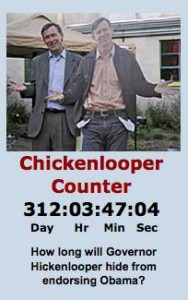 Chickenlooper Counter