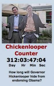 Chickenlooper Counter