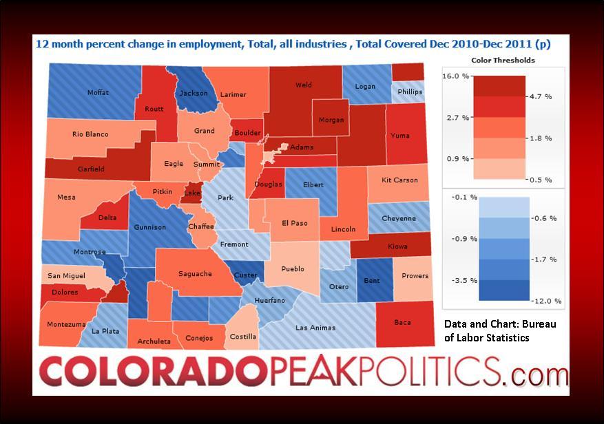 Colorado Dec to Dec