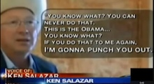 Salazar Punch You Out Screenshot