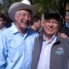 Ken Salazar and Mike McLachlan