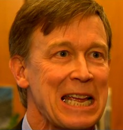 """DISTURBING"": Liberal Watchdog Blasts Hickenlooper's Attempts To Avoid Oversight On State Plane Use"