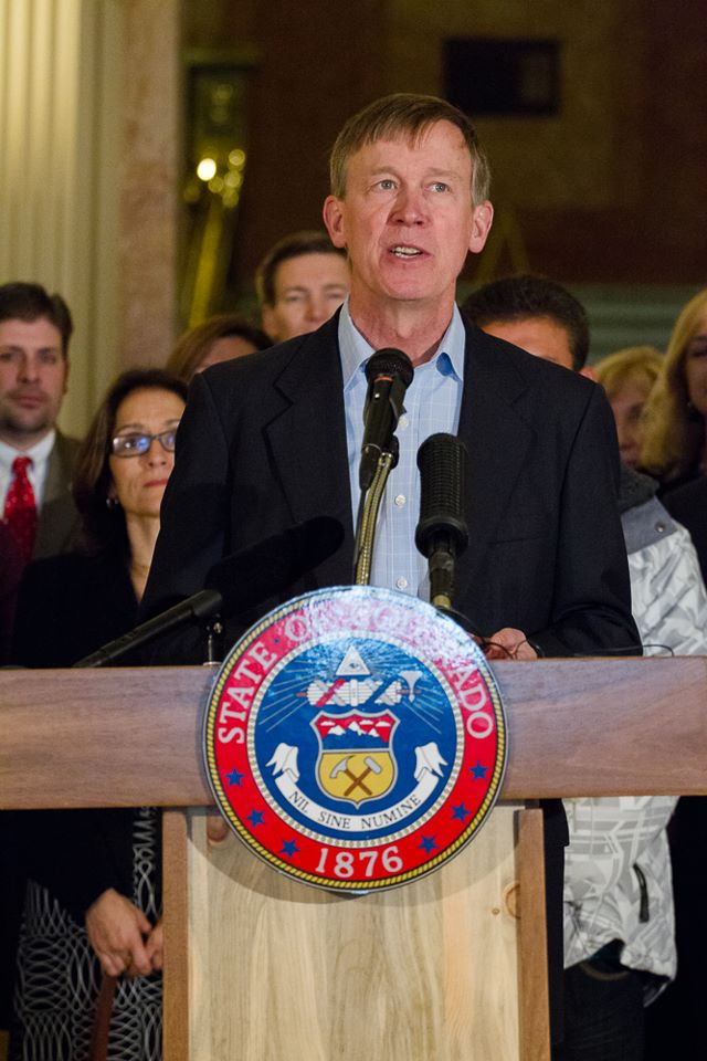 NOW HICKENLOOPER FUDGES: 4th in 2012 Turns into 10th for 2013 (19th in Private Sector)