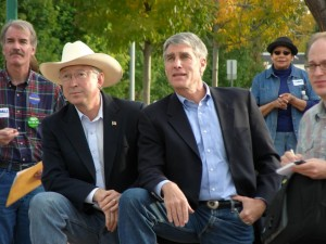 Udall and Salazar