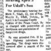 Udall Arizona Daily Sun 02.22.73