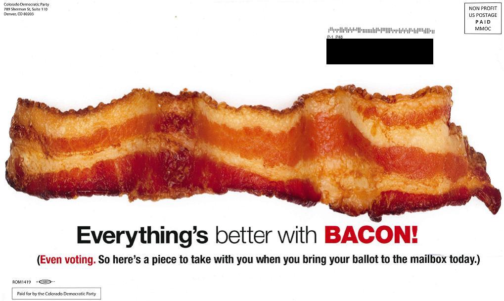 Bacon Mailer