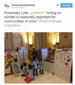 Where exactly does NAACP stand?