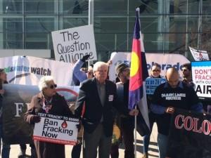 Ban Fracking Protest II