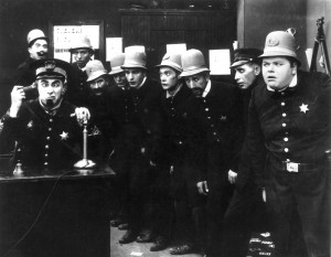 Keystone Cops, courtesy of Wikipedia