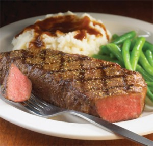 You can have our steak when you pry it from our cold, dead hands.