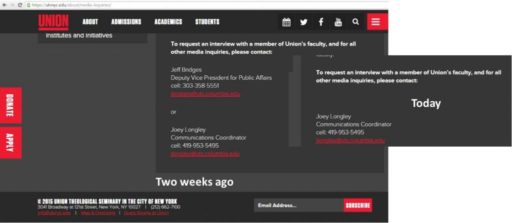Union Theological Seminary
