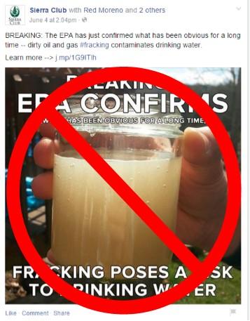 EPA Facebook