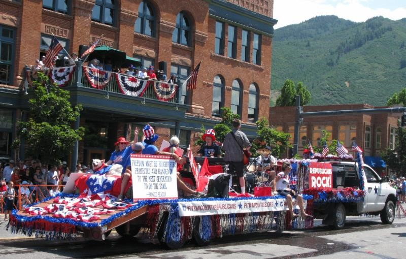 Pitkin County GOP Float