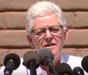 Our bad, EPA Chief Gina McCarthy tells Durango a week after the spill.