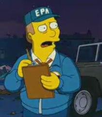 epa simpsons