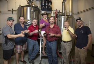 Senate Brew Team