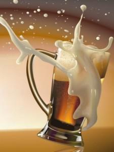 Spilled-Beer