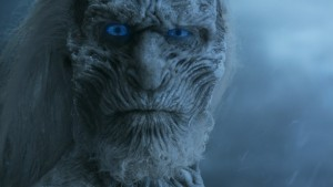 Will global warming put white walkers on the endangered species list?