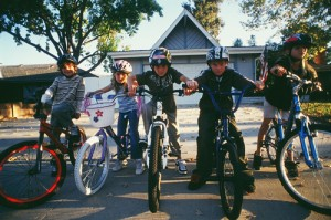 Bike gangs are terrorizing Boulder County town.