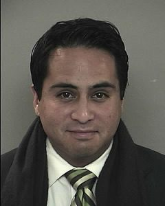 Pabon is all smirks in his mug shot. Where's the remorse?