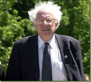IS HE HIRING? Sanders Applauds Professional Hissy Fits at Polis Speech
