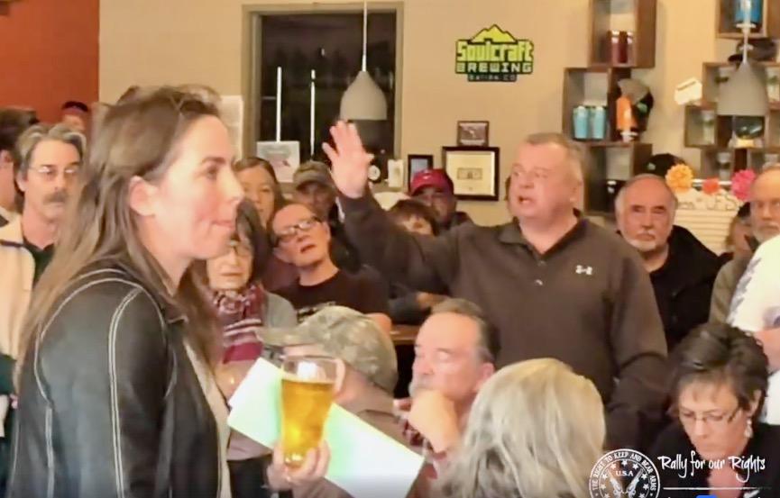 Green New Deal supporter Kerry Donovan files to run against Boebert