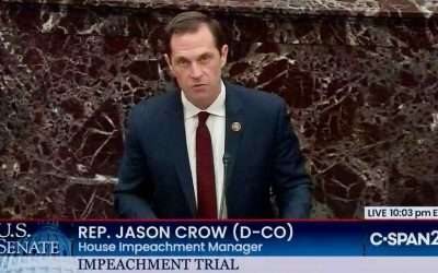 DAY ONE: Democrats Party All Night, Accomplish Nothing in Impeachment Trial