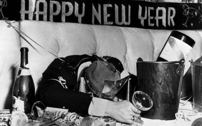 HITTING THE HOOCH? Here's Who Made the Wildest New Year Resolutions