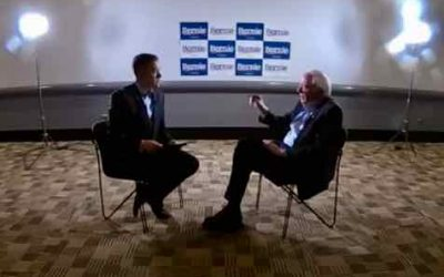 BERNIE SANDERS INTERVIEW: Kyle Clark Jumps the Shark with Conspiracy Theory