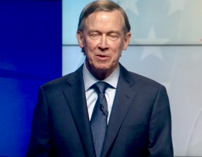 Hickenlooper MIA day after primary win