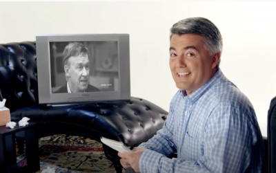 New Gardner Ad: Hickenlooper just isn't cut out to be a senator