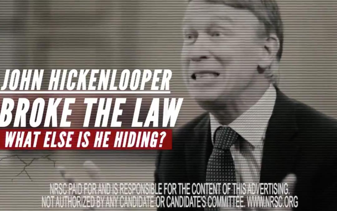 VIDEO: What else is Hickenlooper hiding?