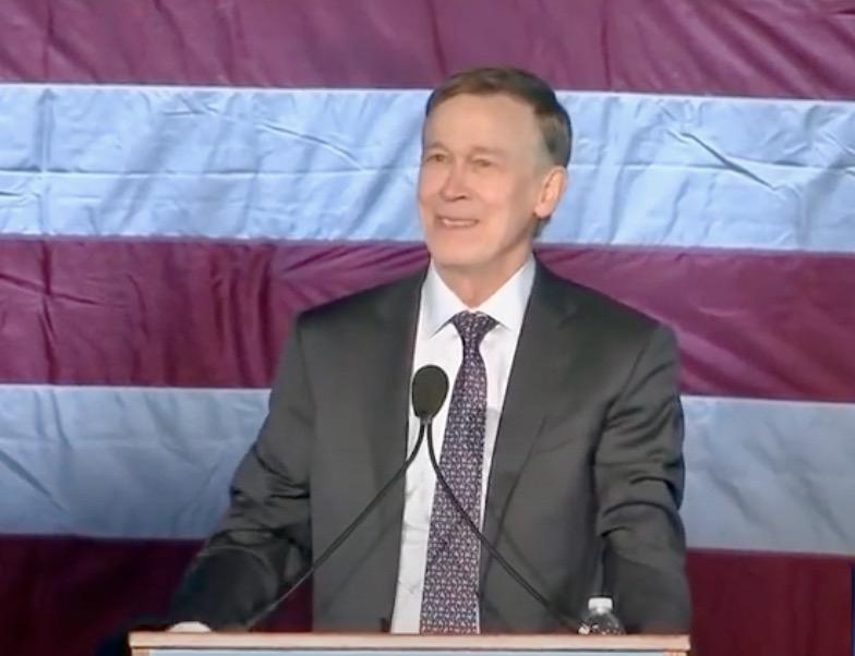 'Hot Mess Hickenlooper' hobbles across finish line to win U.S. Senate primary