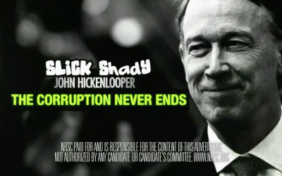 VIDEO: Hickenlooper exposed as a tax cheat in new TV ad