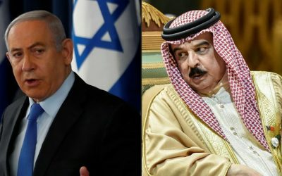 Historic Israel UAE, Bahrain peace deals expose Hickenlooper's naivety on Iran