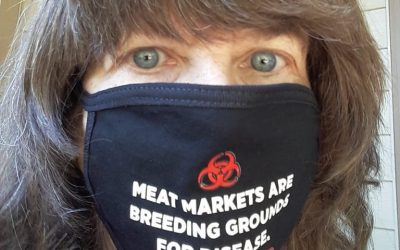 Polis appoints vegan who says meat is murder to regulate livestock on vet board
