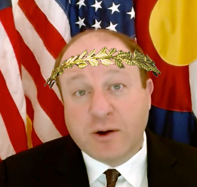 Profile: Polis reflects on flat Earthers, scaremongering, and his autocratic rule