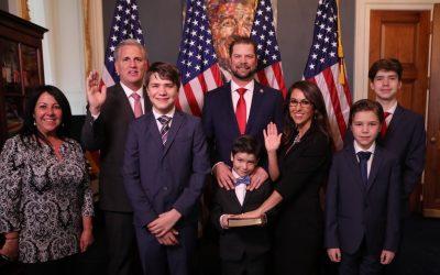 Boebert's family goes to Capitol, Democrat mistakes them for terrorists