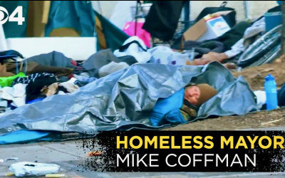Coffman goes undercover as a homeless vet, reveals the truth inside tent cities