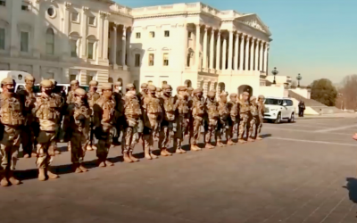 Polis honored to send National Guard to protect 1,000 attending inauguration