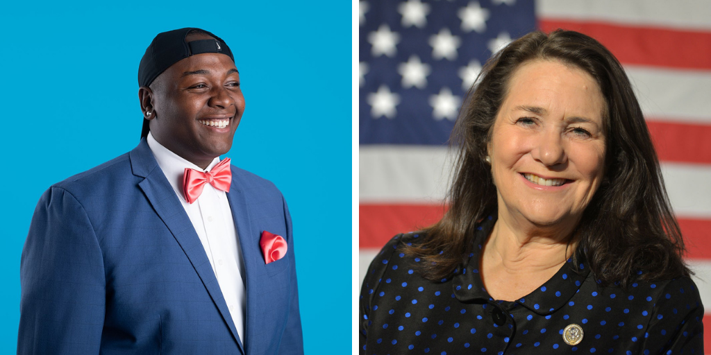 Tay Anderson dangles primary threat against DeGette