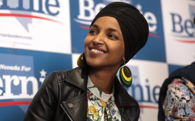 Bennet and Crow silent on Ilhan Omar's latest anti-Semitic rant
