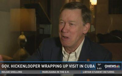 Colorado Democrats have long sought closer ties with Cuba