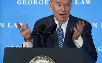 GOP slams leading state Democrats who bailed on President Biden's visit