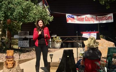 Will this be the Republican to outwork Polis for the governor's seat?