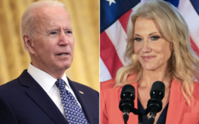 Partisan Purge: Biden fires Kellyanne Conway from Air Force Academy board to distract from disastrous newscycle