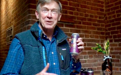 Video: Hickenlooper performs sales pitch for beer company linked to ethnic cleansing