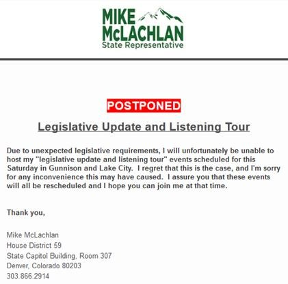 Mclachlan email
